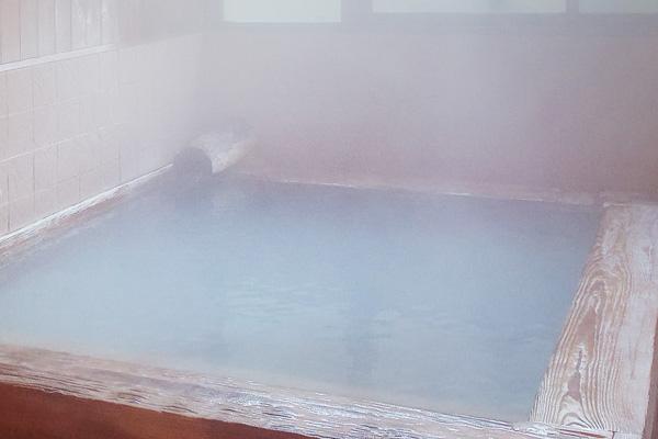 高湯温泉の入り方イメージ画像
